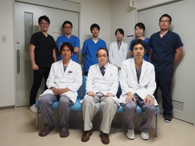 消化器病センター 集合写真